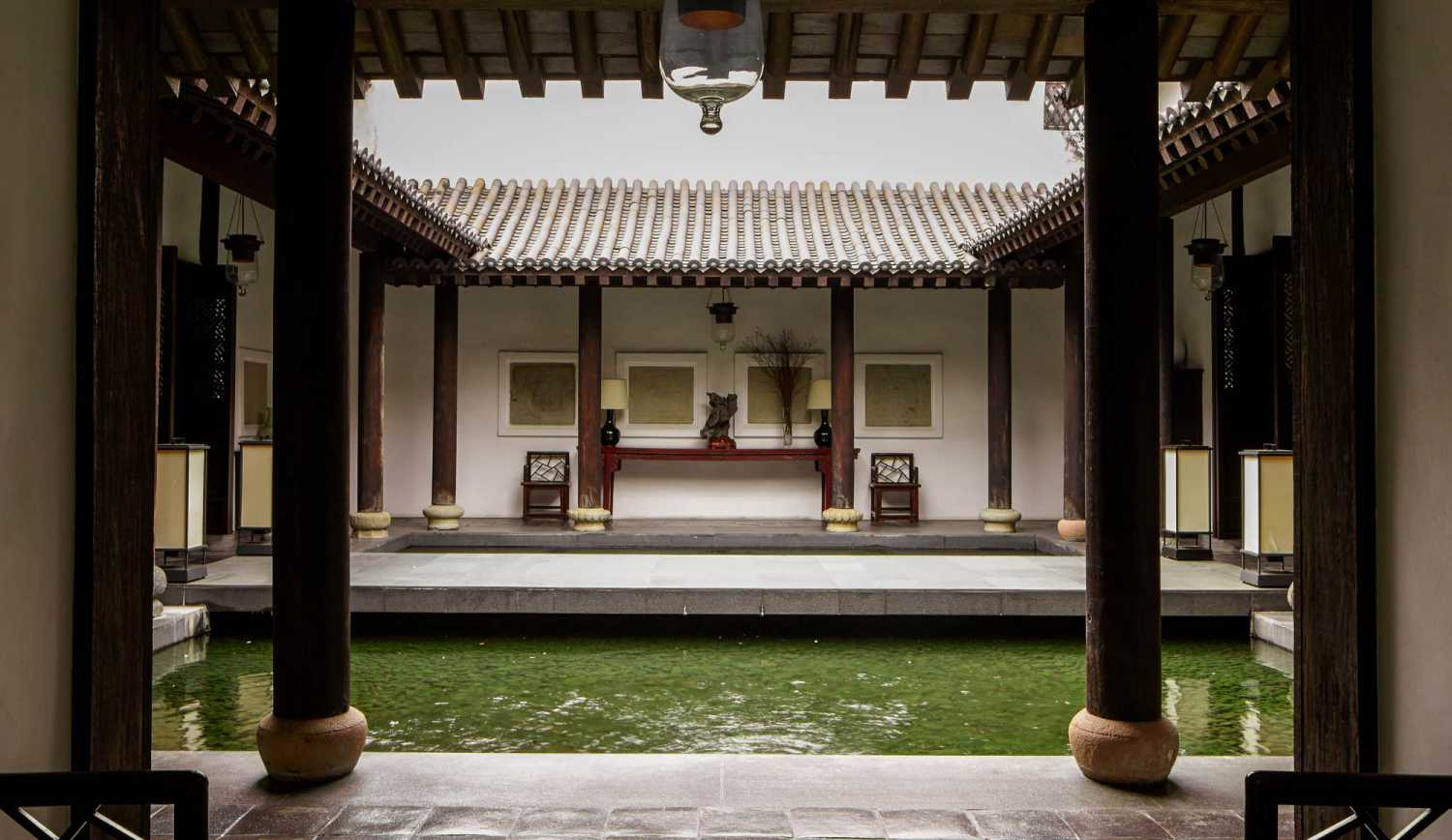 courtyard house – ong-ard architects